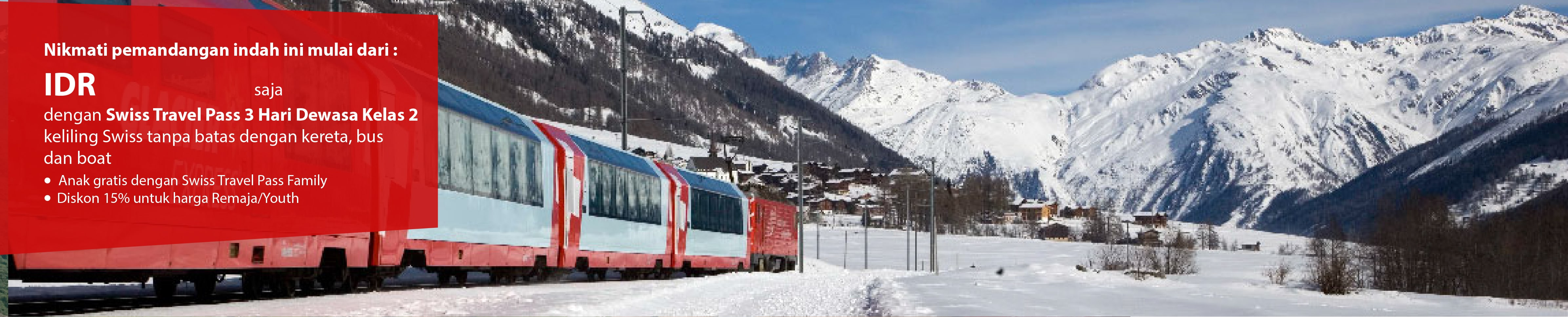 Swiss Travel Pass Promo